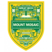 Mount Mosaic 4.5% by Great Heck Brewing