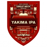 Yakima IPA 7.4% by Great Heck Brewing