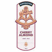 Cherry Almond 4.5% by Navigation Brewery