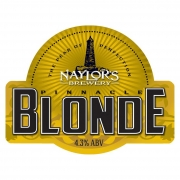 Blonde 4.3% by Naylors