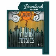 Cloud Physics 4.1% by Downlands Brewery