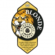 Blonde 4.0% by Bridgehouse