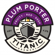 Plum Porter 4.9% by Titanic