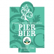 Pier Bier 4.0% by Twisted Oak