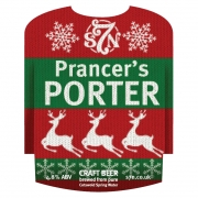 Prancer's Porter 4.8% by Severn Brewing