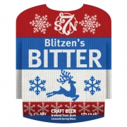 Blitzen's Bitter 5.2% by Severn Brewing