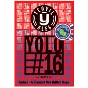 YOLO#16 4.2% by Yeovil Ales