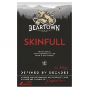 Skinfull 4.2% by Beartown
