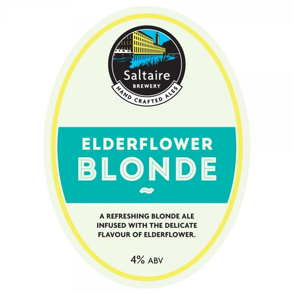 Elderflower Blonde