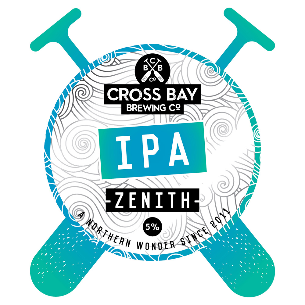 Image result for cross bay brewing company Zenith