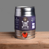 Lynx Wildcat 5L Mini Cask *Unfined available on request*