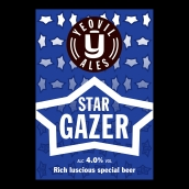 Star Gazer Bright Cask Beer Firkin
