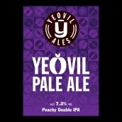 Yeovil Pale Ale Pump Clip