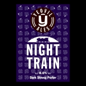 Night Train Bright Cask Beer Firkin