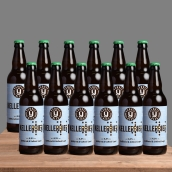 Kellerbier 12 x 500ml Case