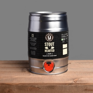 Stout Hearted 5L Mini Cask