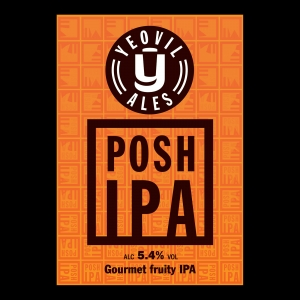 POSH IPA 12 x 500ml Case