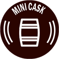 Ruby 5L Mini Casks