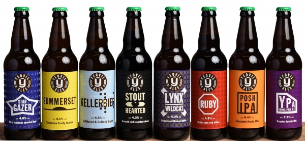 BIG NEWS! Our range of bottles is now available!