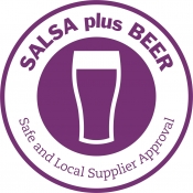 We are now SALSA accredited!