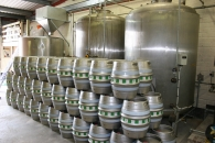 Yeovil Ales Casks
